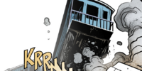 博尔基火车事故