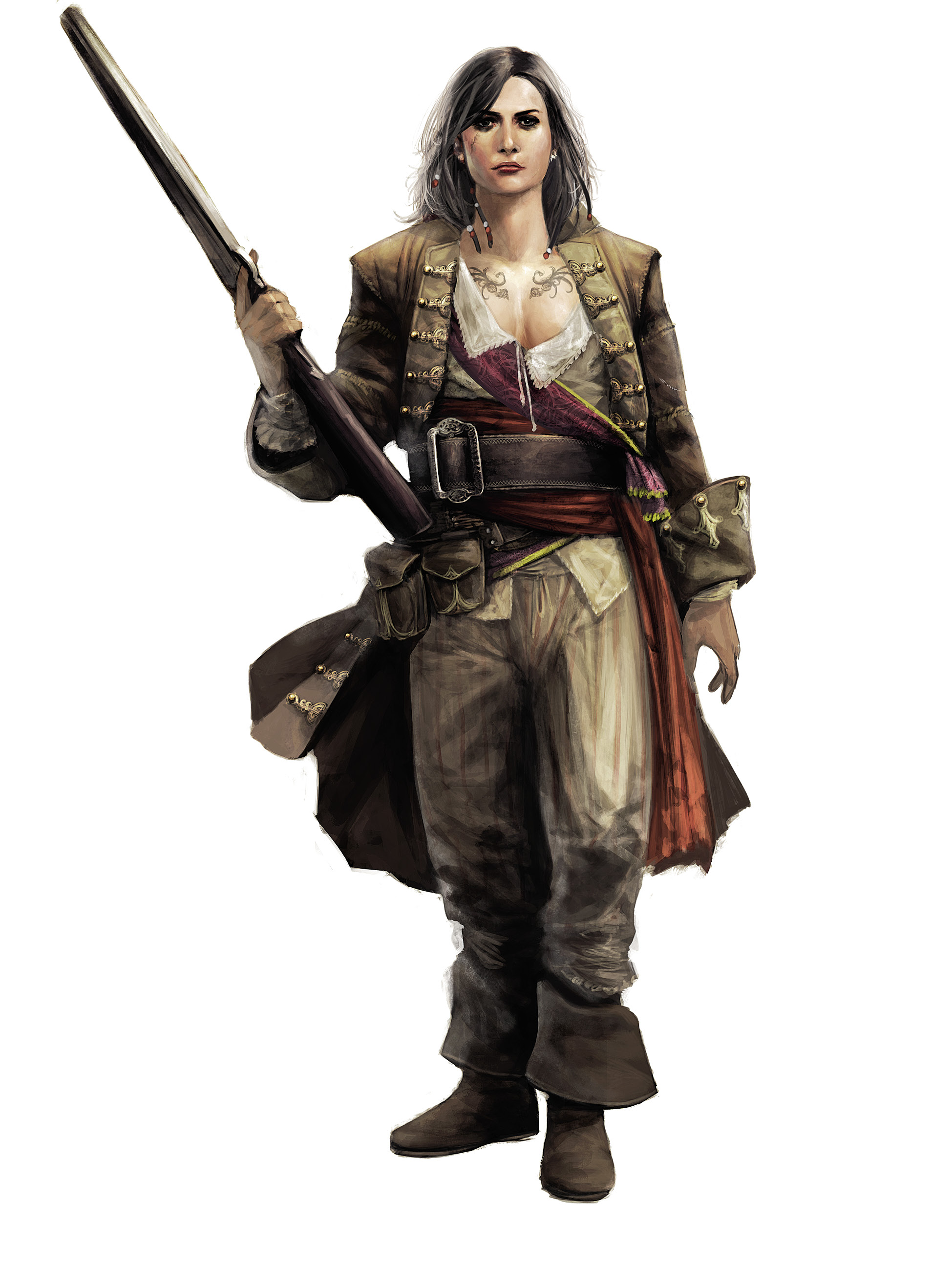 Assassin Creed Iv Black Flag James Kidd And Mary Read