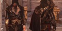 Assassin's Creed: Brotherhood outfits