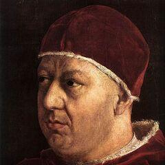 Pope Leo X<br />(1475 – 1521)