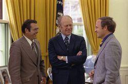 Rumsfeld, Ford and Dick