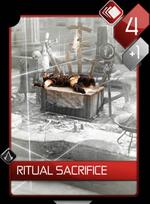 ACR Ritual Sacrifice