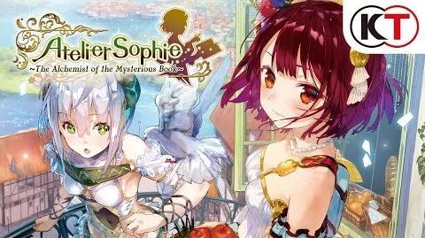 ATELIER SOPHIE - ANNOUNCEMENT TRAILER