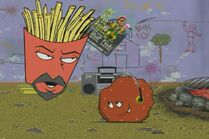 Meatwad room 2