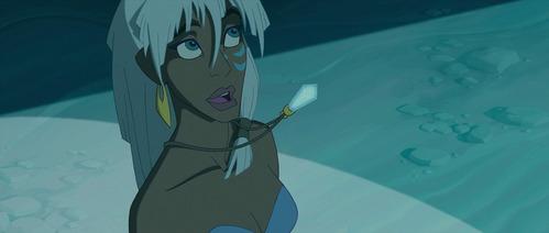 Kida Atlantis Disney