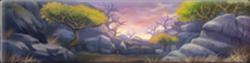 Banner Desolate Valley