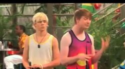 Austin and Ally Beach Clubs and BFF's 17