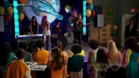 Ally Dawson (Laura Marano) & Gavin Young (Cameron Jebo) - Me & You HD
