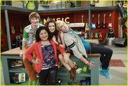 The Austin & Ally Cast!!