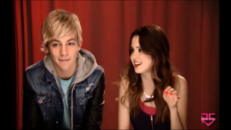 Talk Austin & Ally & Favorite things about each other (68)