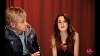 Talk Austin & Ally & Favorite things about each other (35)