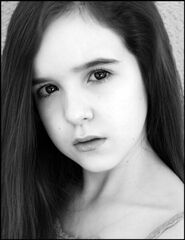 Aubrey k miller black-and-white