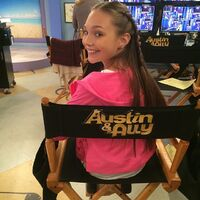 Maddie Austin and Ally Melissagram 2014-11-21