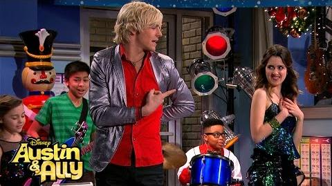 "Austin and Ally ""Perfect Christmas"" Austin & Ally Disney Channel"
