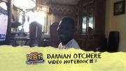 Damian Otchere Video Notebook -2