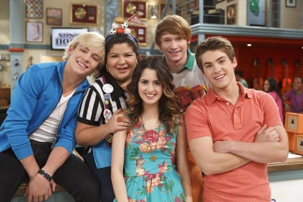Austin And Ally Campers And Complications File history