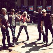 Ross, Ratliff, Rydel, Rocky, Riker