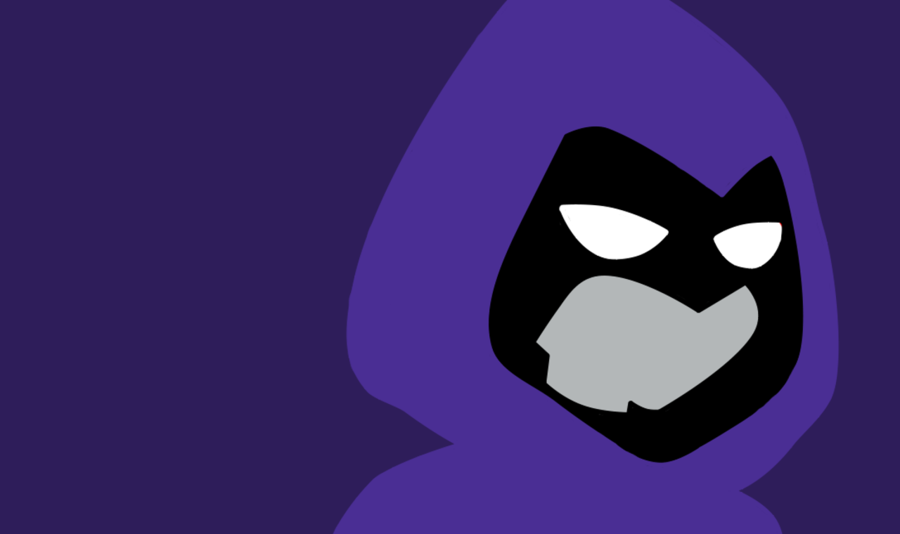 Teen Titans Raven Full resolution