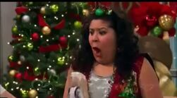 Austin and Ally mix ups and mistletoes 25