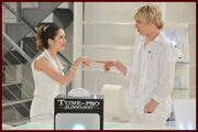 Austin and Ally in future sounds and fesitval songs
