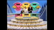 Wheel of fortune -family week 1995 bonus round