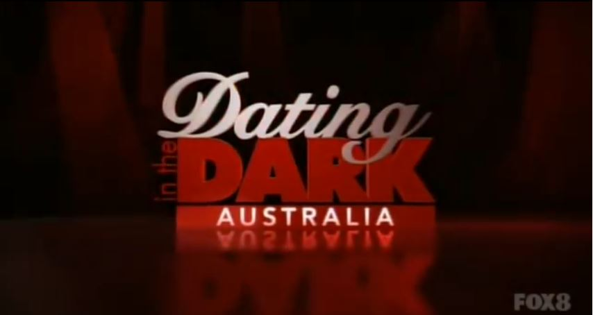 Reality show dating in the dark