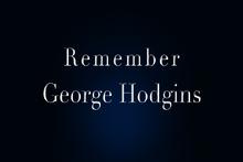 George Hodgins from thAutcast
