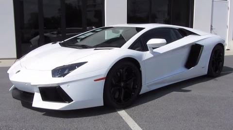 2012 Lamborghini Aventador LP700-4 Start Up, Exhaust, Test Drive, and In Depth Tour