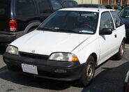 2nd Suzuki Swift 3-door