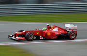 2012 Canadian Grand Prix Felipe Massa Ferrari F2012