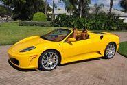 Ferrari-f430-spider-yellow-6