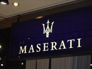 Maserati dealer