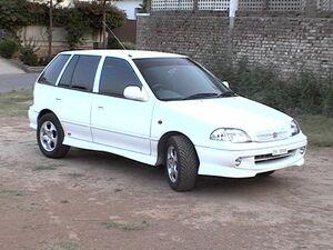 Suzuki Cultis