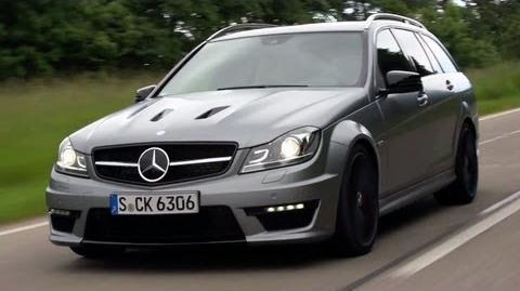 2014 Mercedes-Benz C63 AMG Edition 507 Wagon! The Modern Hammer Wagon? - Ignition Ep. 76