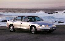 2001 oldsmobile intrigue sedan gls fq oem 1 500