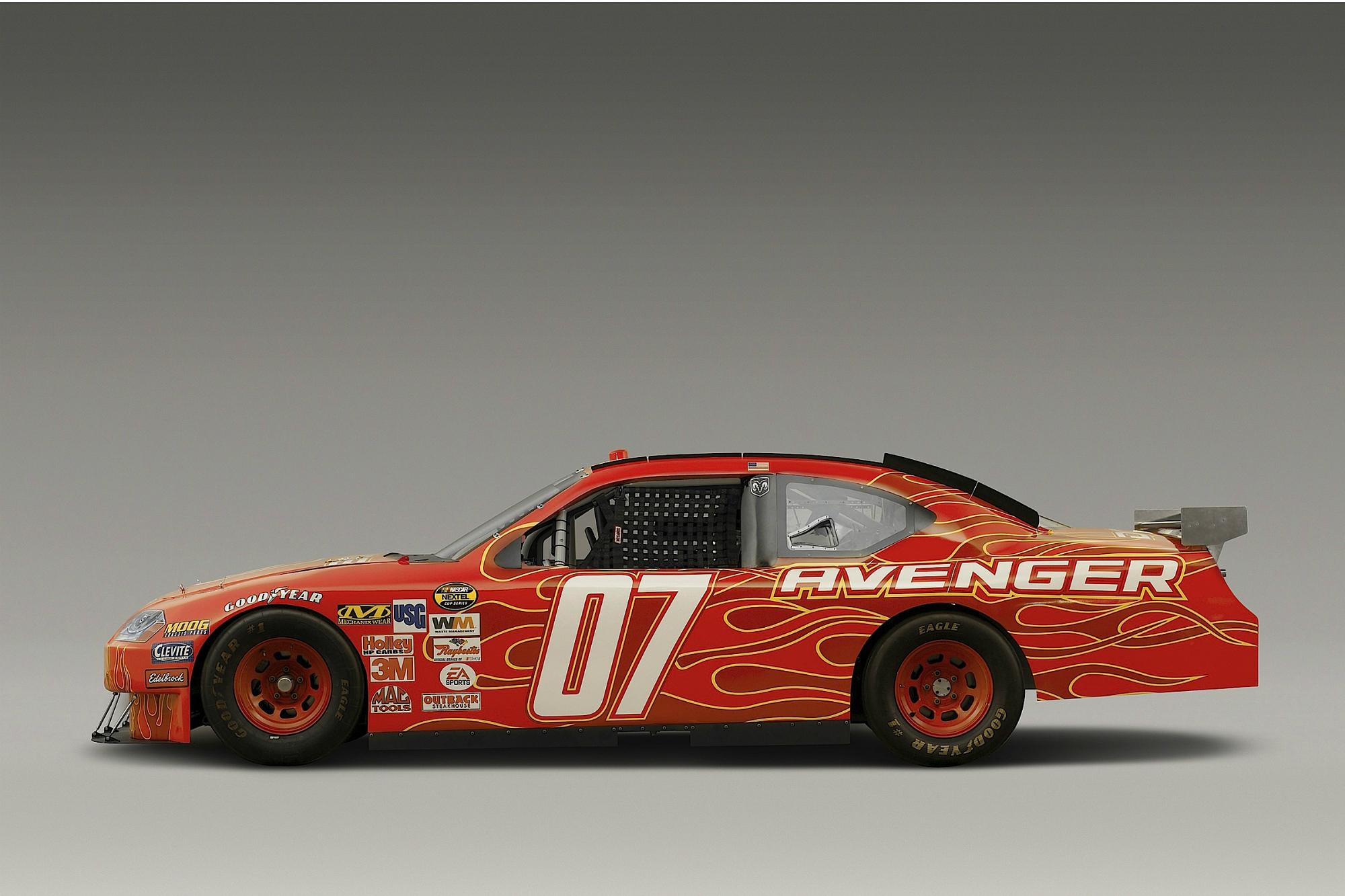 Dodge Avenger Nascar Autopedia Fandom Powered By Wikia