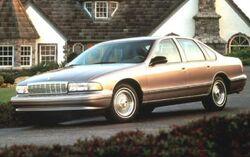 Chevrolet Caprice 1996