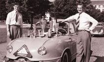 Osmo Kalpala - 1954 Rally Finland
