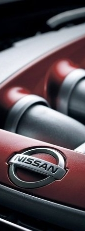 Nissan logo emblemthin
