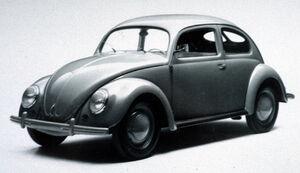 Vw bug 1937