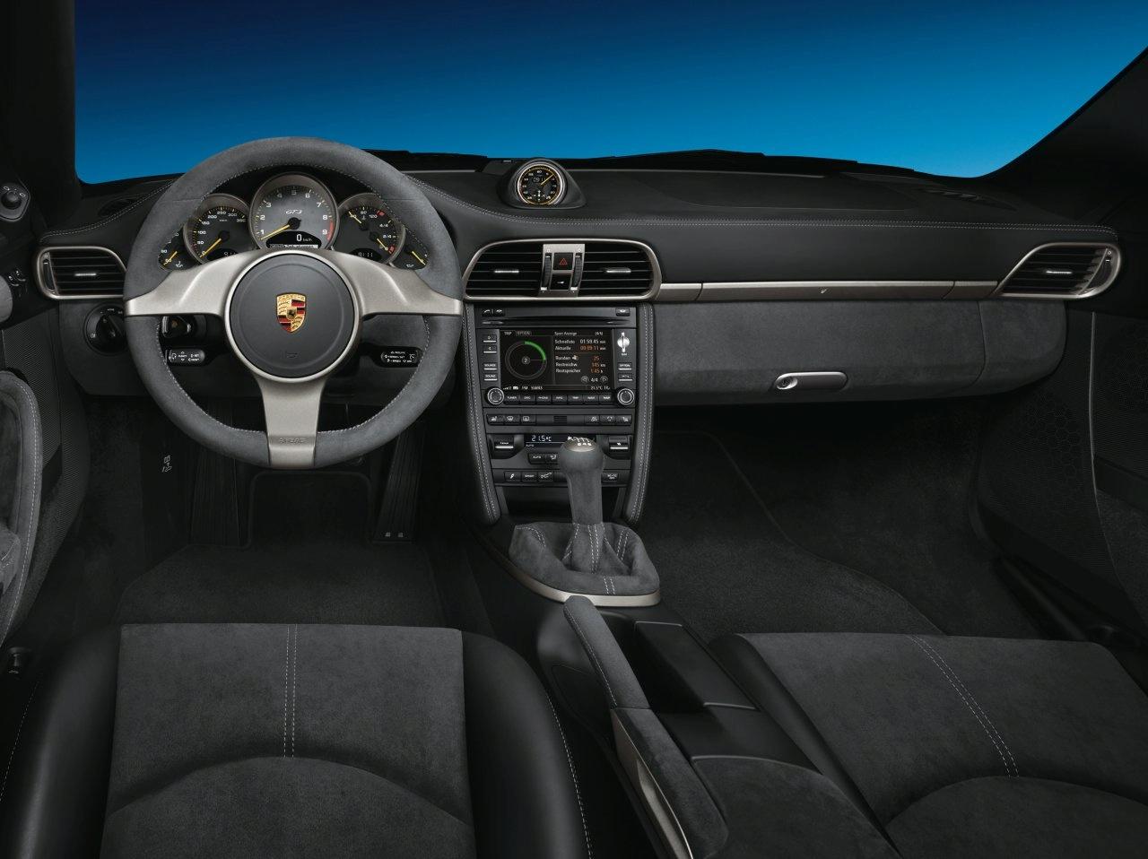 image porsche 911 gt3 facelift interior 2010jpg autopedia fandom powered by wikia