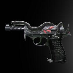Walther P38 Blacksnake