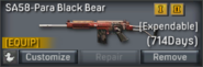 SA58-Para Black Bear inventory