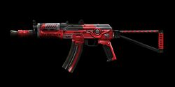 AKS 74U Espada