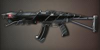 AKS-74U Black Snake