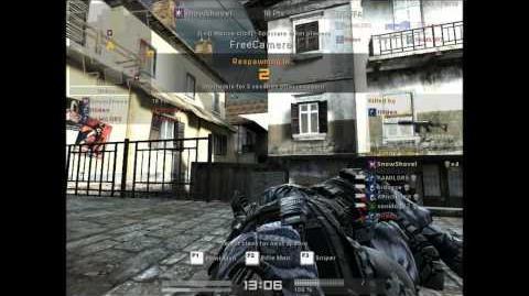 SnowShovel AK47 Gameplay
