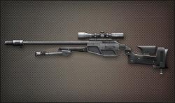 Weapon Sniper Blaser R93