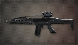 Weapon Assult Rifle XM8