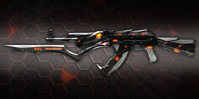 File:AK-47 Black Snake.jpg