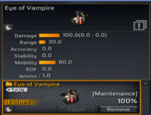 Eye of Vampire